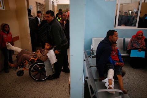 Gaza's ailing healthcare system