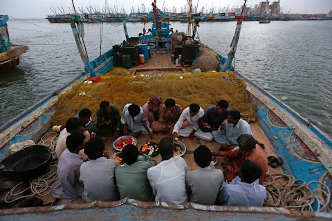 Ramadan: iftar around the world