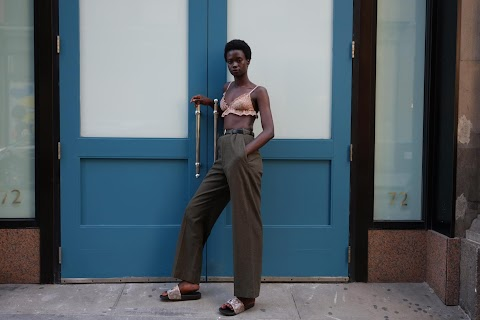 New Yorkers strut street style