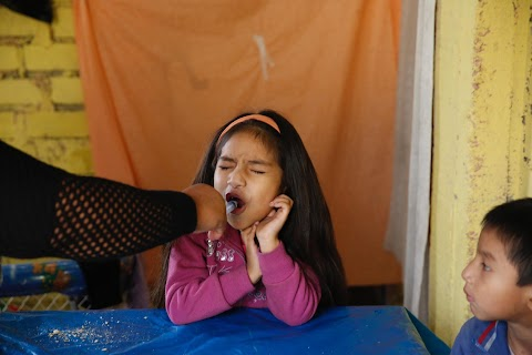 Fighting tuberculosis in Peru's village of hope