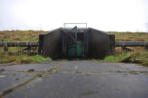 Nuclear bunker up for grabs