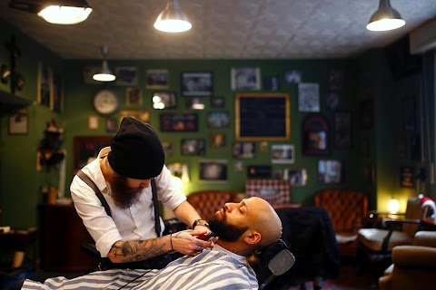 A 'fast and furious' barber