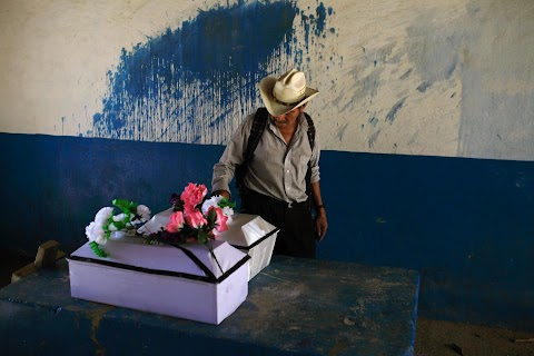 Waiting half a lifetime for justice in El Salvador