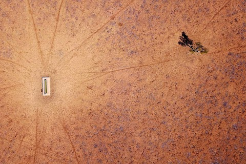 Australia's drought - the cancer eating away at farms