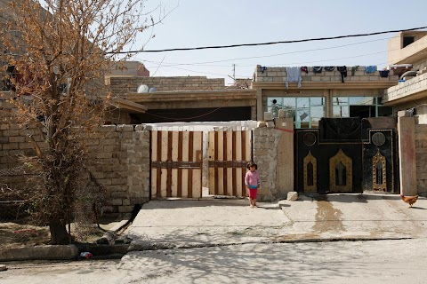 Displaced family returns home to Mosul