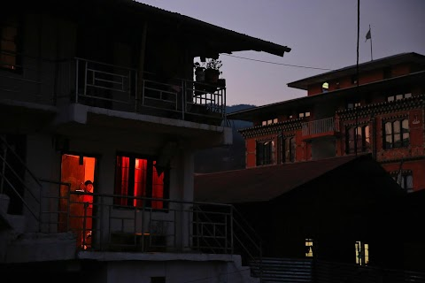 Dance bars and mobile phones: changing face of Bhutan