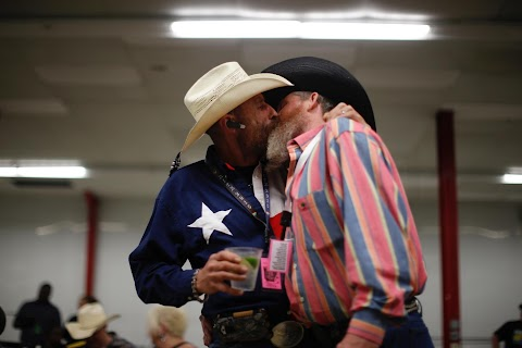 Gay rodeo in Little Rock