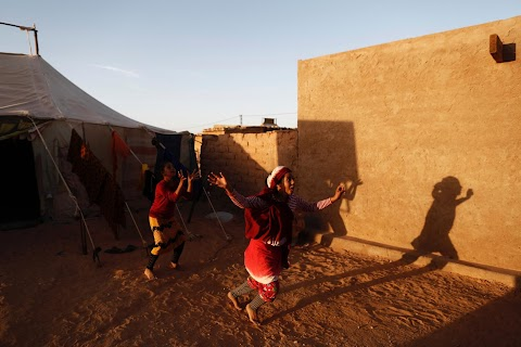 Life in a Sahrawi refugee camp