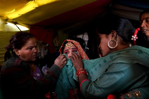 Living on the edge, Pakistani Hindus still feel safer in India