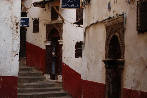 Faded grandeur of the Casbah