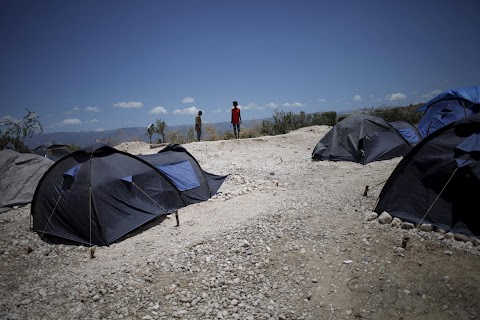 Difficult return to Haiti