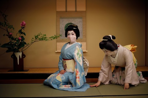 """It'll take all of our body and soul"" - geisha struggle to survive in the shadow of coronavirus"