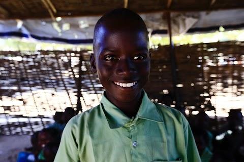 Darfur's hopeful 12-year-olds