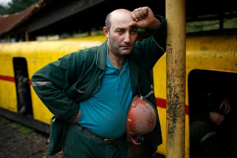 Georgian mining town offers little alternative to deadly job