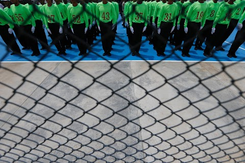 Inside Thailand's Klong Prem prison