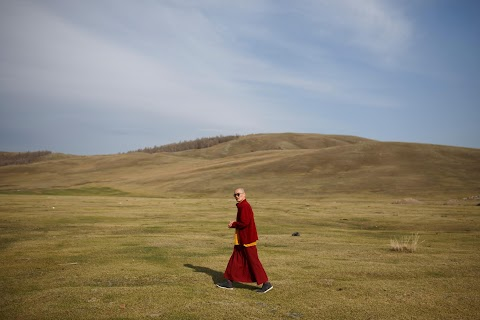 Mongolia's millennial monks