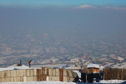 Mongolia's toxic smog
