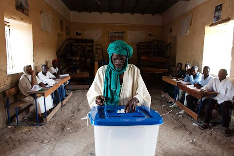 Election season in Mali