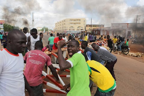 Stand-off in Burkina Faso