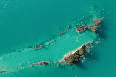 Seen from the sky: polluted waters around the world