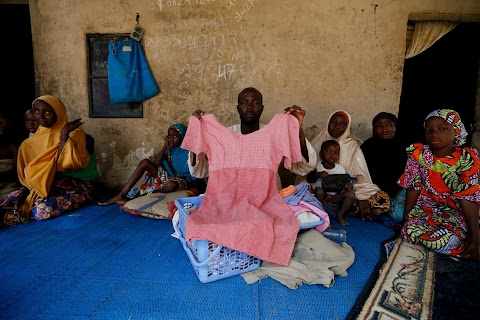 Parents of Nigeria's abducted girls cherish keepsakes