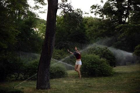 Four seasons in Madrid's Retiro park