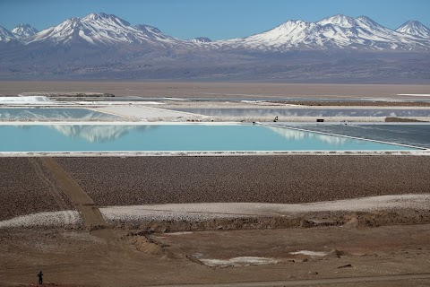 Water fight raises questions over Chile lithium mining