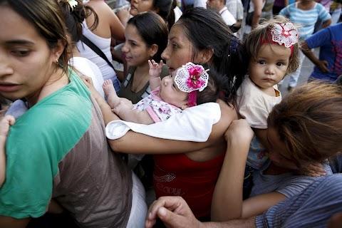Venezuela-Colombia border crisis