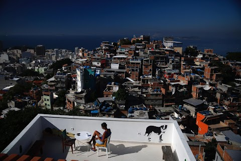 A holiday in Rio's favelas