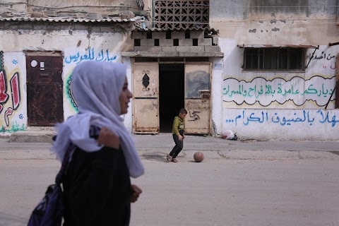 In Gaza, women walk thin line between hope and despair