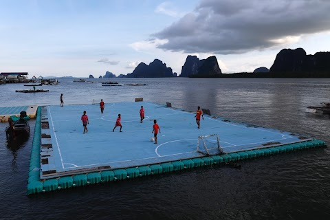The beautiful game: soccer around the world