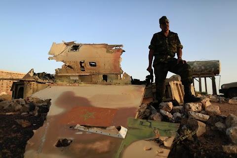Desert standoff fuels tensions