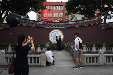 Taiwan's same-sex marriage vote divides families
