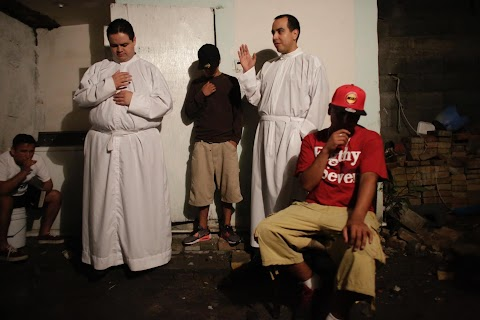"Aspiring priest brings youth to the ""Gang of Christ"""