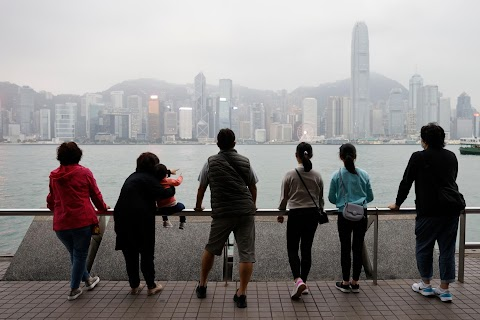 Leaving Hong Kong: A family makes a wrenching decision