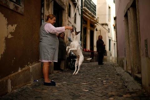 Modern life in old Lisbon
