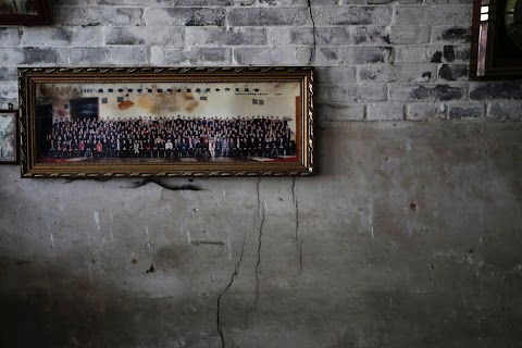 China's sinking towns