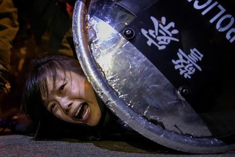 Reuters Pulitzer team captures Hong Kong's descent into chaos