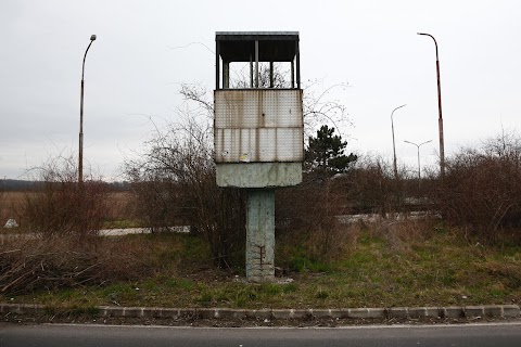 Europe's abandoned border posts