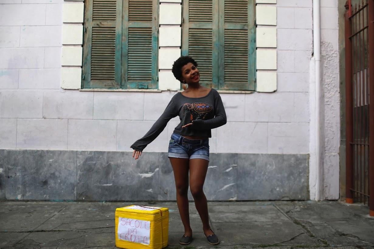 бразильские уличные шлюхи
