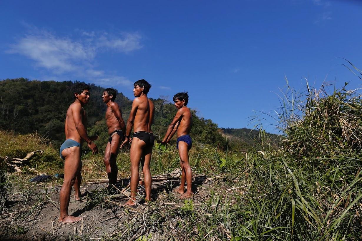 Nagalan ladies fully naked gallery nude image