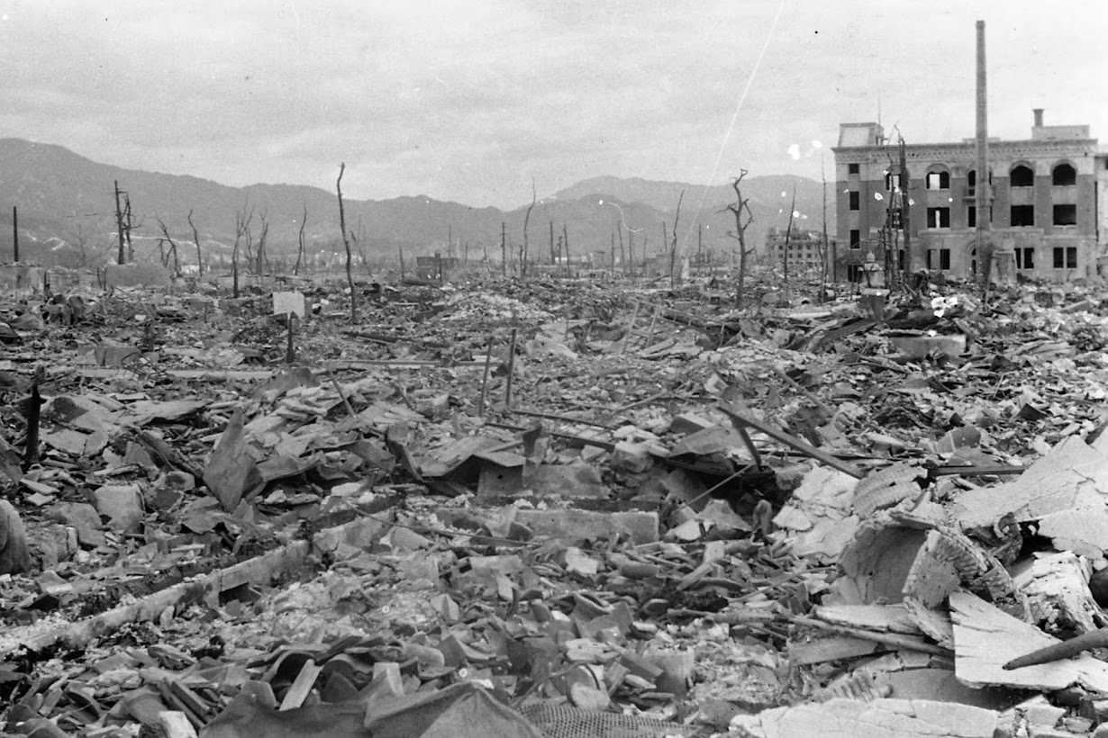 a look at the reasons for the use of atomic bomb to defeat japan The atomic bomb, successfully tested on july 16, 1945, provided the ultimate shock and awe tool truman knew russia would enter the asian war in mid-august 1945, but the scale and objectives of that intervention were unknown.