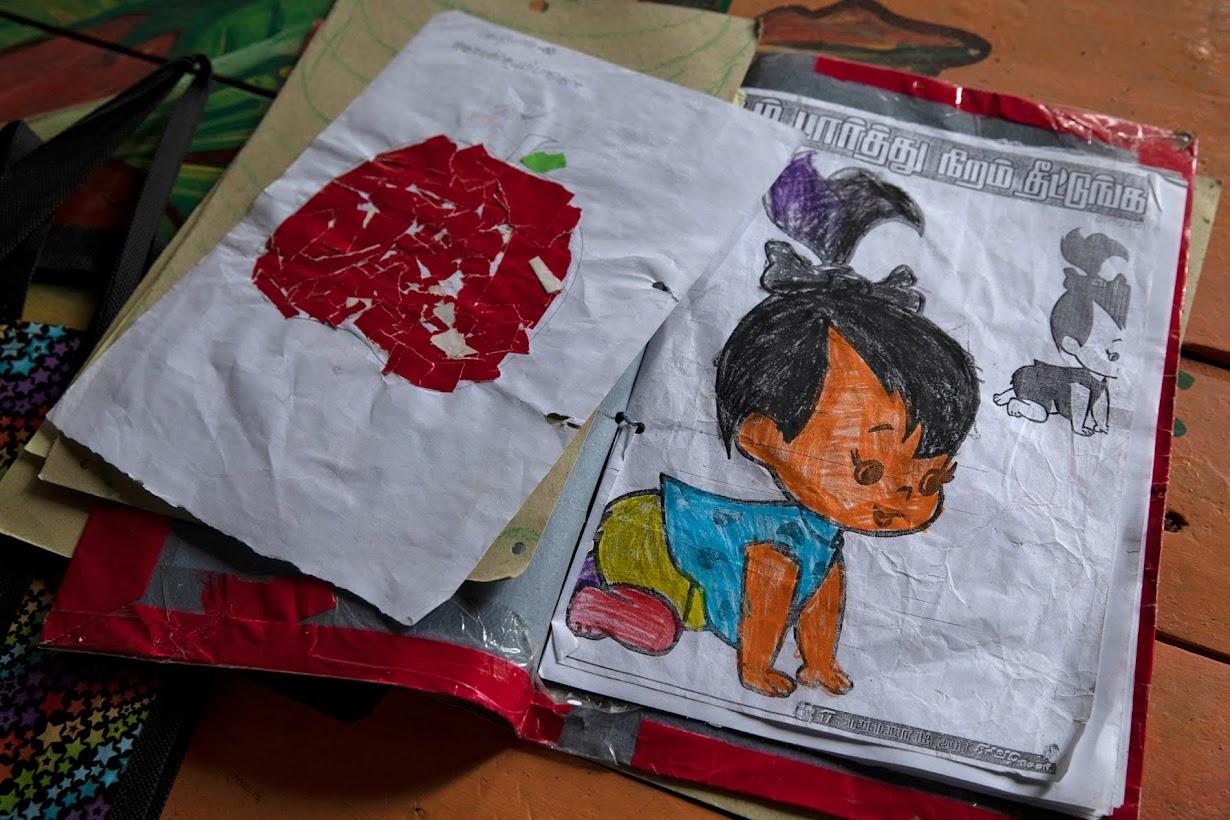 An art file belonging to Kevin Kuventhirarasa.