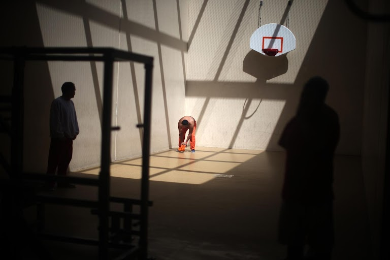 Inside California's largest immigration detention center