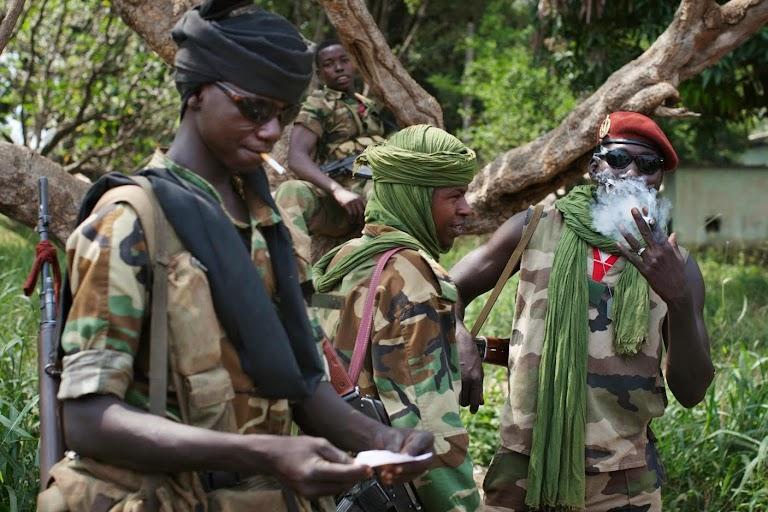 the central african republic civil war crisis