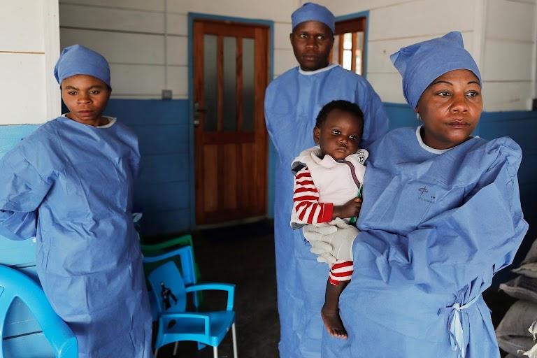 Ebola survivors battle grief and stigma in eastern Congo by Zohra Bensemra