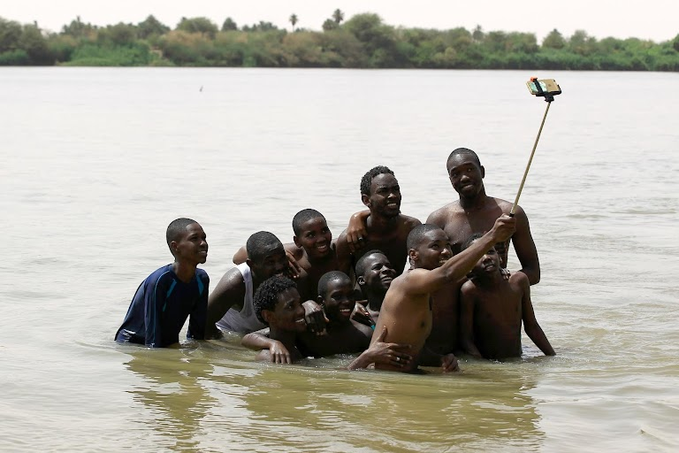 Youth Of Today In Sudan The Wider Image Reuters