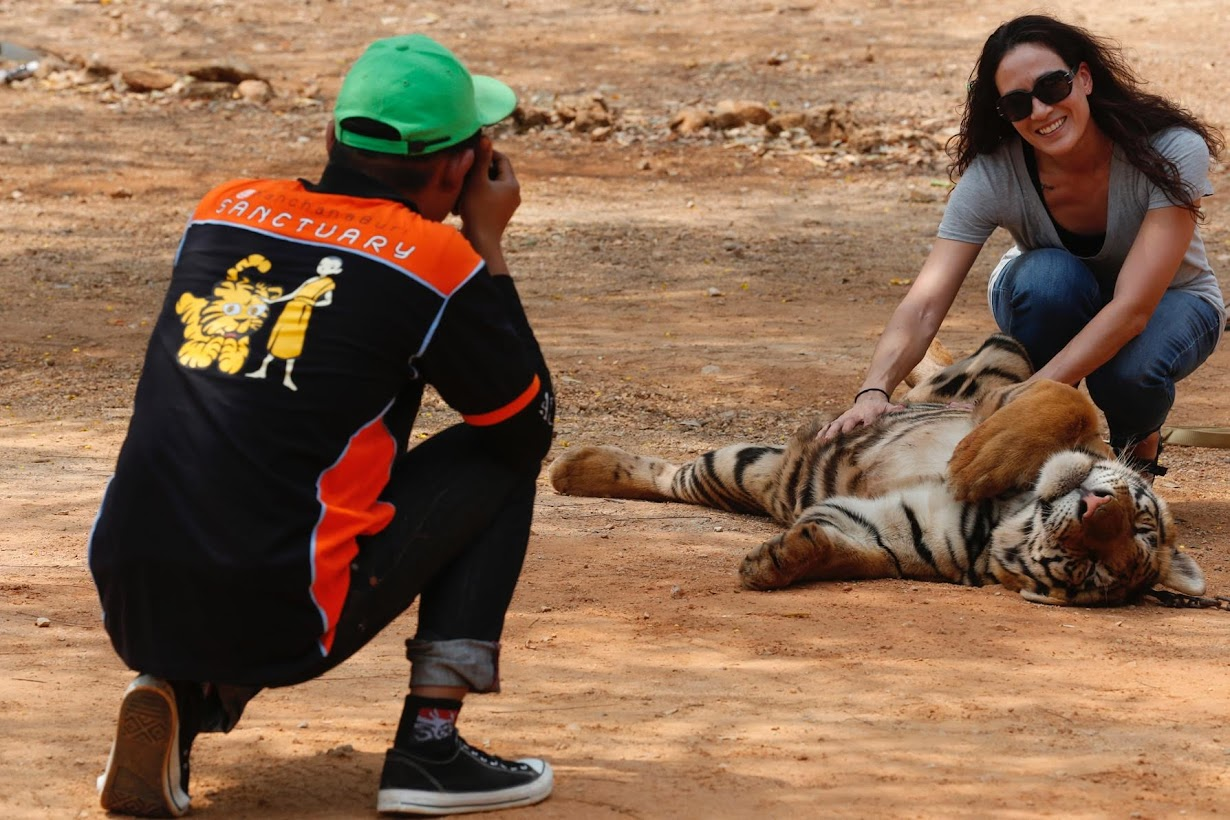 タイ中西部カンチャナブリで25日撮影(2016年 ロイター/CHAIWAT SUBPRASOM)