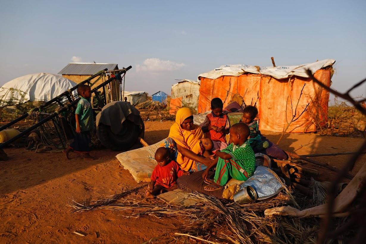 ソマリアのドーロで2日撮影