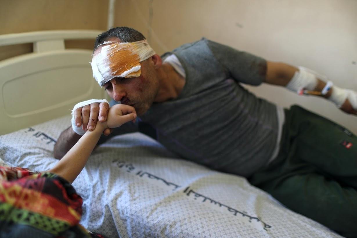 suzy's father Gaza